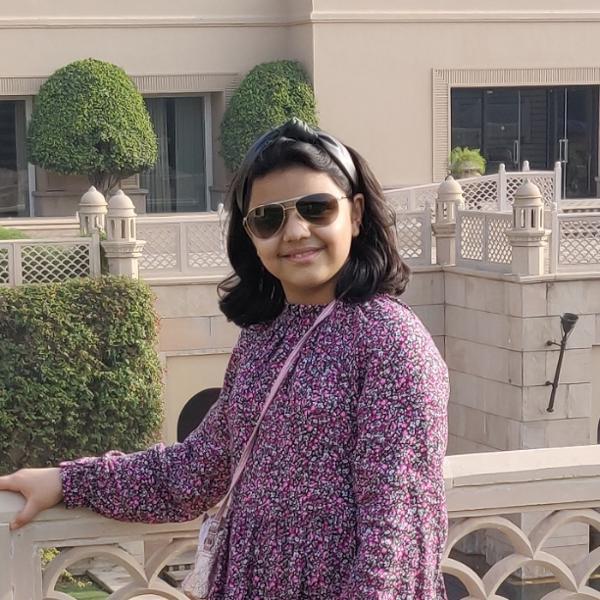 Aisha Mehta